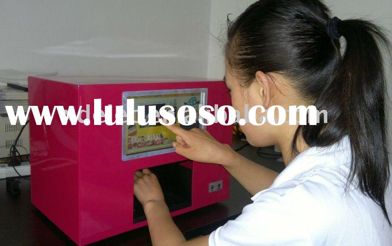 Built-in PC touch screen,Manicure Nail Art printers,Pre-load Windows XP and nail software,easy to op