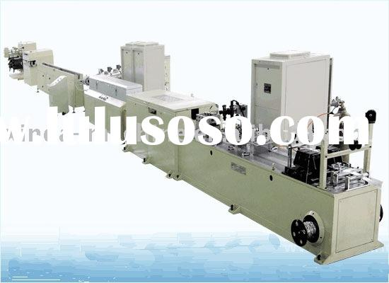 Butt-weld Aluminum-Plastic Composite Pipe Production Line Line