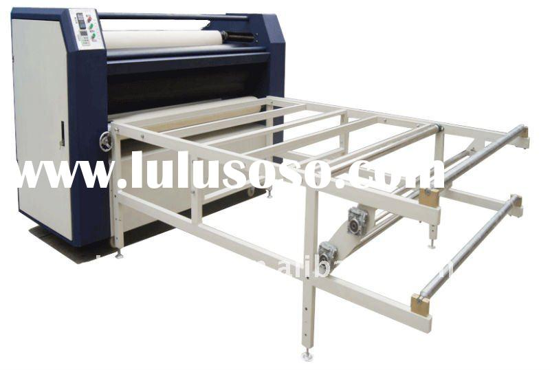 CE 2.2M Large format Roller sublimation Heat Transfer Machine heat press machine