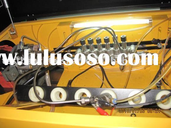 CRS-200 high pressure common rail diesel engine fuel injection pump test bench