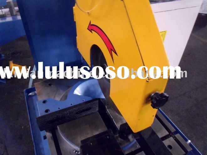 CS350-O automatic metal pipe cold cutting