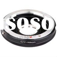 C/Y Lens Adapter Ring Compatible With Nikon