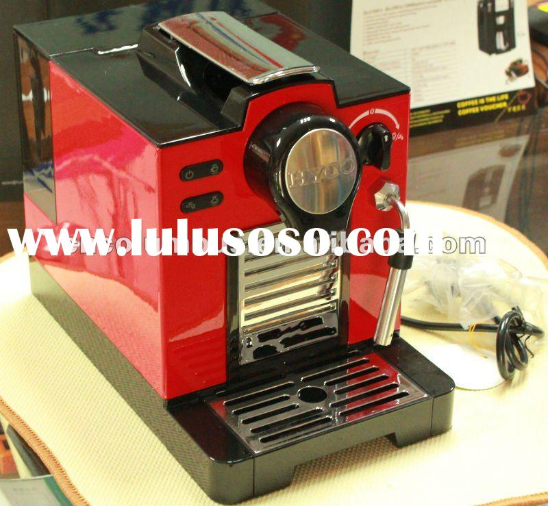 Capsule nespresso coffee maker espresso coffee machine cappuccino automatic portable coffee machine