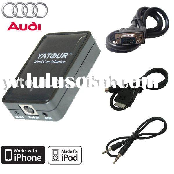 Car Adapter for ipod/iphone for Audi Chorus Concert Navi Plus stereo