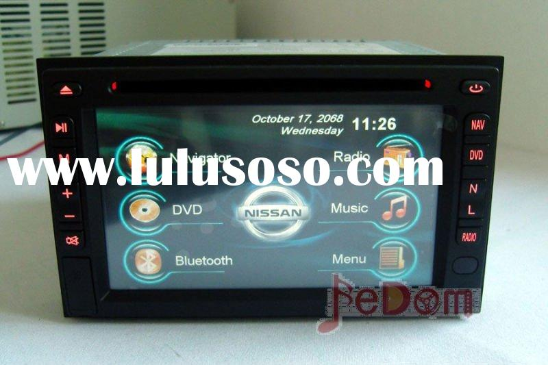 Car Audio DVD player MP3 iPod Touch Screen GPS for Nissan Patrol/Maxima