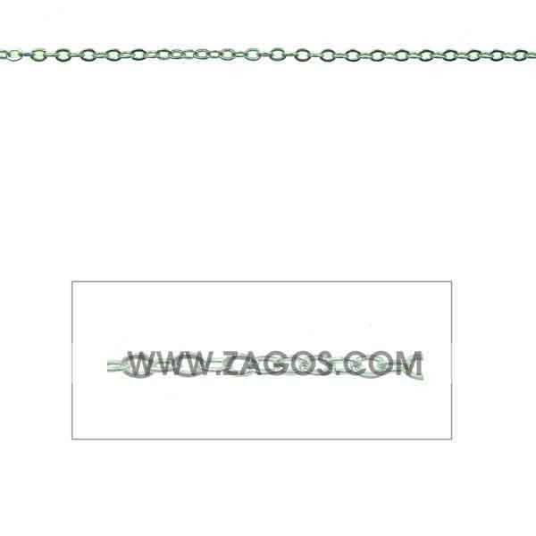 Cheap wholesale chains,necklace chains,made of copper,Nickel,2mm long,2mm wide