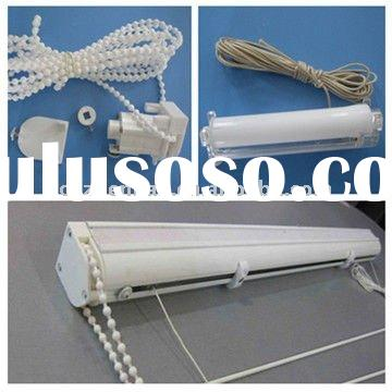 Curtain accessory,roman blind accessories,roman shade components,curtain track for roman blind parts