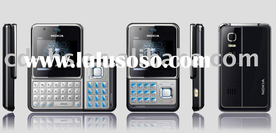 D92 Dual SIM Card Dual Standby Mobile Phone,brand new mobile phone