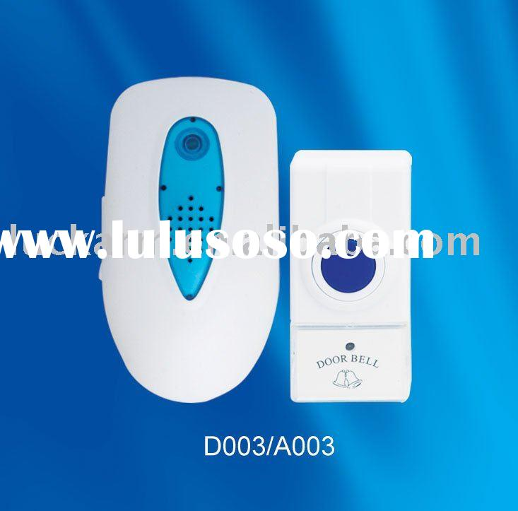 D/A003 wireless remote control doorbell
