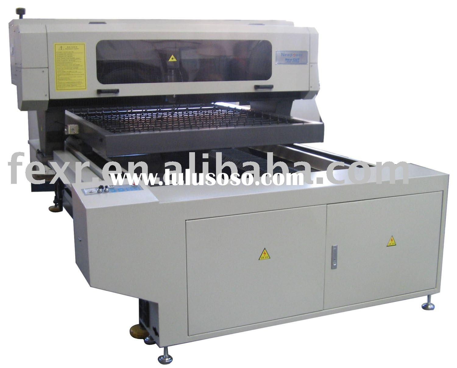 Die Board Acrylic Metal Laser Cutting Machine(100W---3000W)