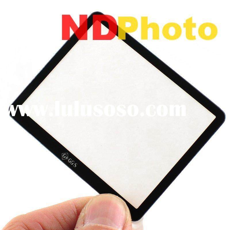 Digital Camera Accessory GGS LCD Screen Protector glass for CANON 5D Mark II 50D 40D