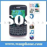 Dual Sim WIFI 3G Mobile Phone W303 with Qwerty Keyboard