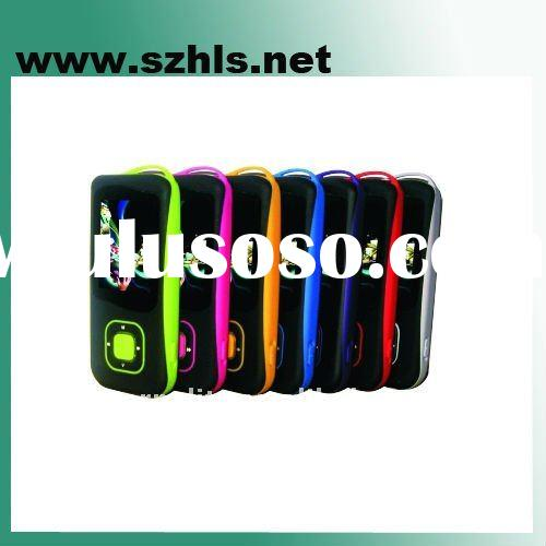 ET10832 hot new style cheap colorful slim mp4 digital player