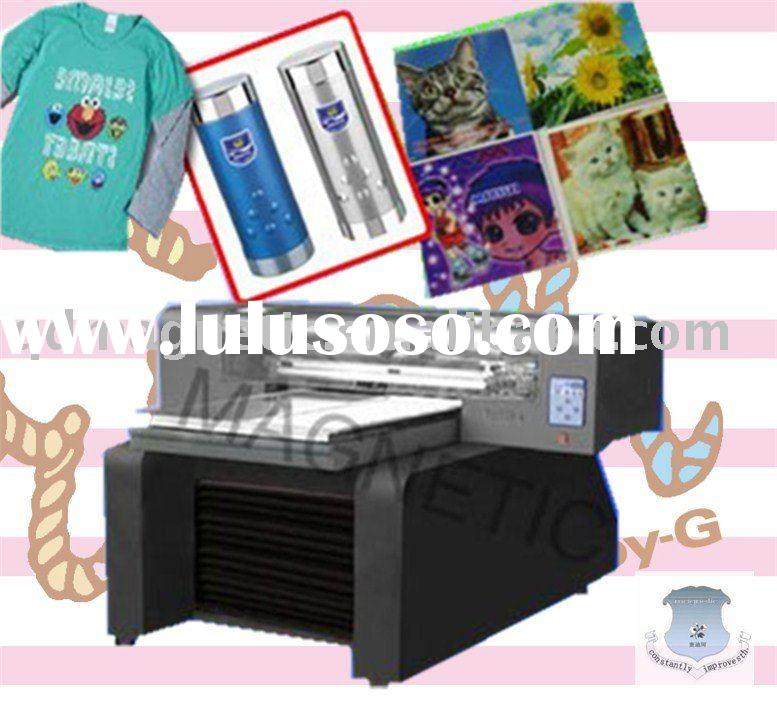 Espon inkjet t shirt printer,tshirt printing machine CE
