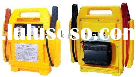 FJS-H 38Ah Rechargeable Portable Jump Start & Power Station with DC-AC 12V-230V Power Inverter