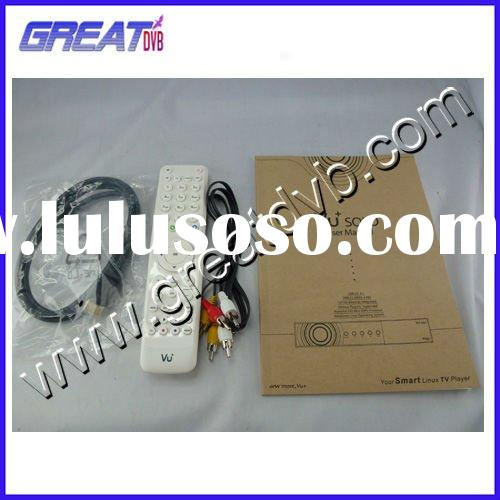 FTA set top box vu+solo, card sharing satelite receiver vu+solo