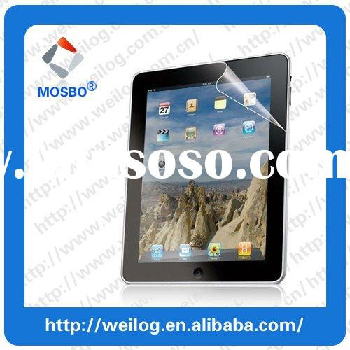 Factory Price For iPad 2 Clear/Anti-glare Screen Protector