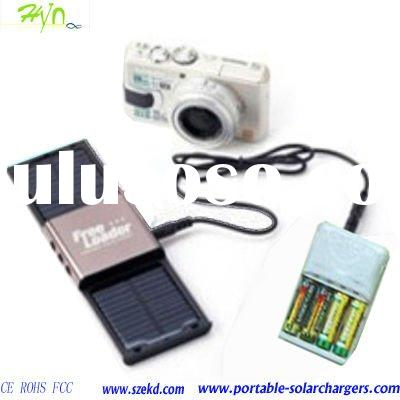 Foldable Solar Mobile Phone Charger
