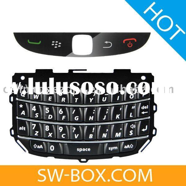 For BlackBerry Torch 9800 Keypad Keyboard - Black (OEM)