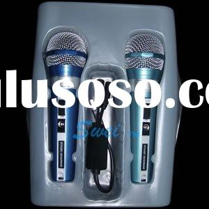 For Wii/PS3/PC Karaoke Microphone