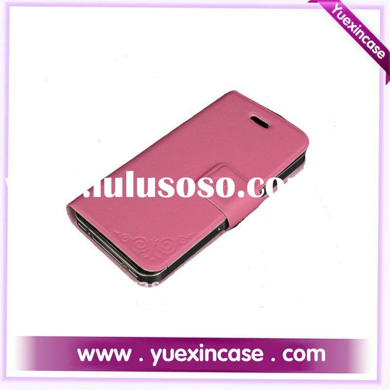 For apple iphone4 genuine leather cases