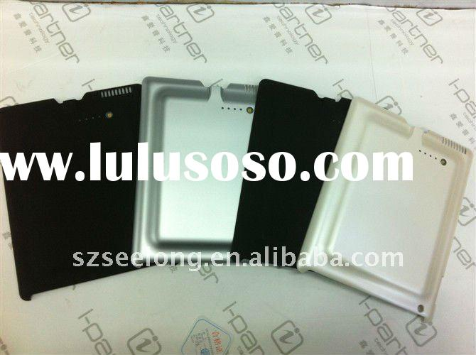For iPad 2 External Backup Battery Charger Case