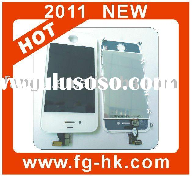 For iphone 4G LCD Display Screen and Front Digitizer Assembly