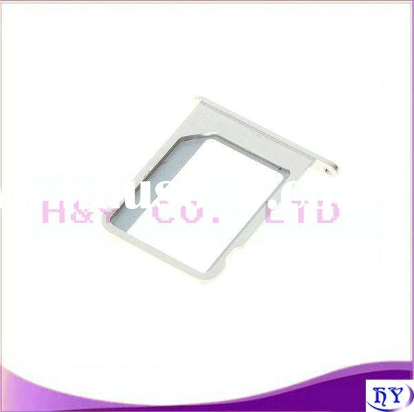 For iphone 4 4g Sim card tray replacement spare part mobile phone