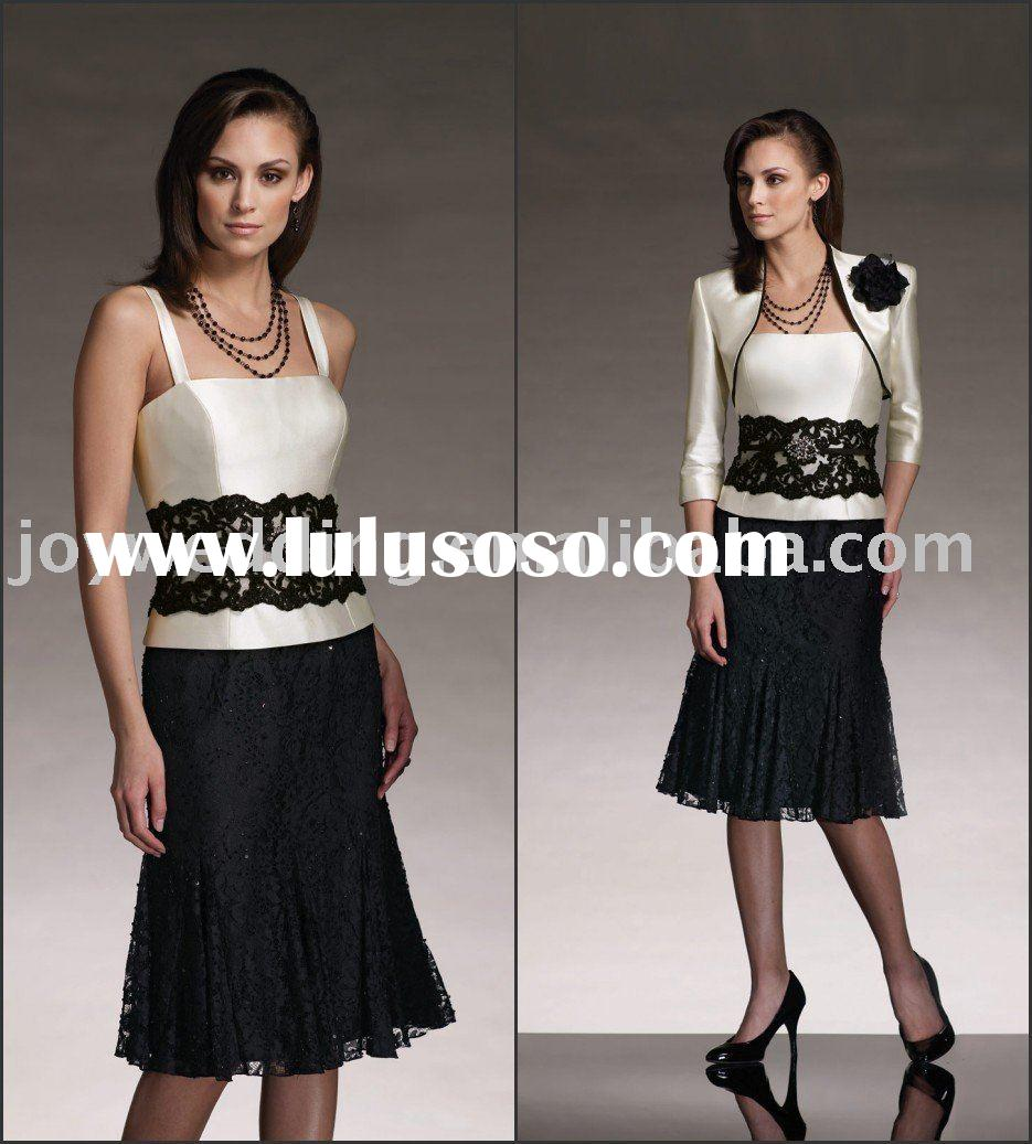 Free shipping wholesale Formal lady woman mother of bride dress MM0282