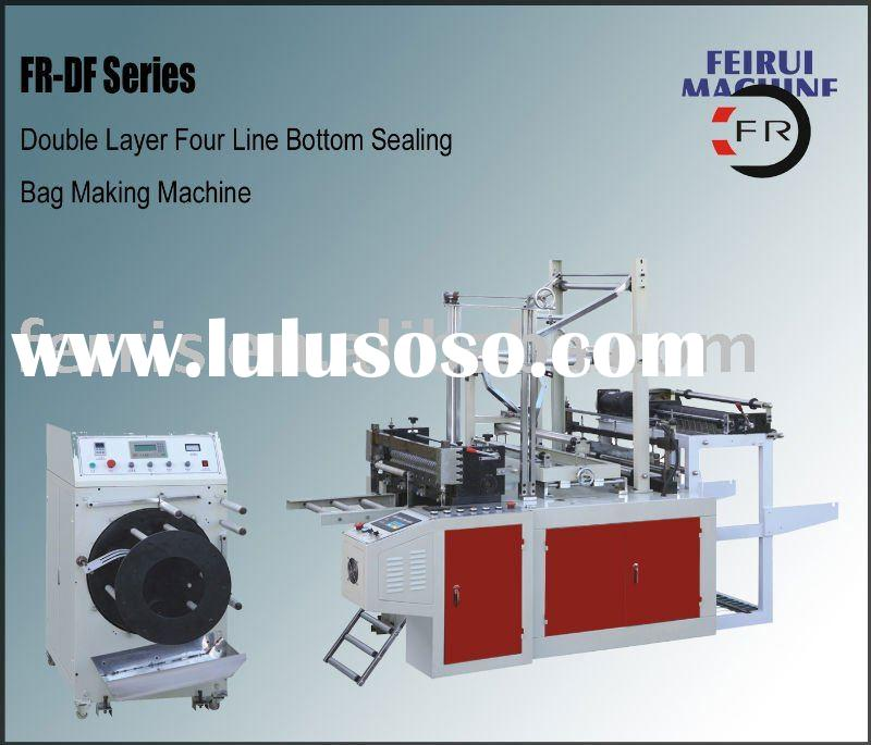 Full Automatic Rolling Bag Making Machines