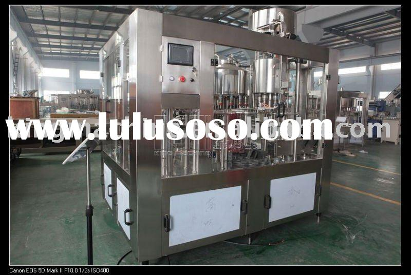 Full Automatic Water Bottle Washing Filling Capping Machine
