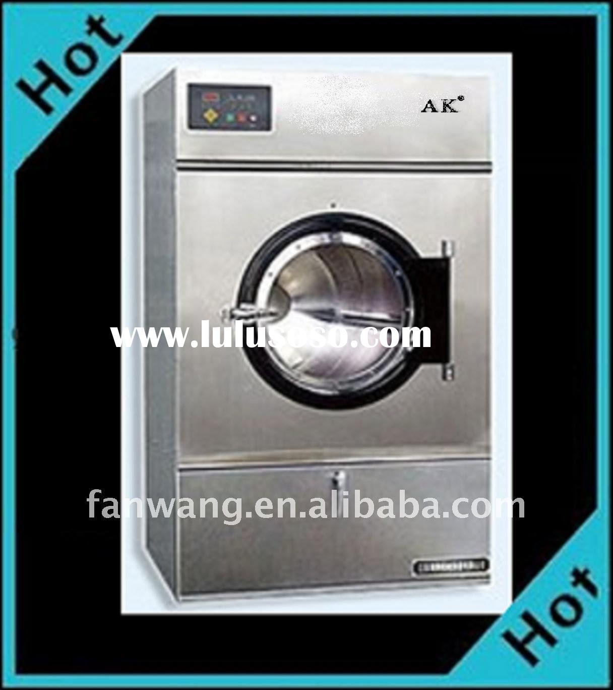 Full automatic Industrial laundry washing machine dryer