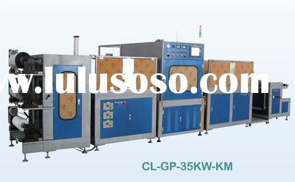 Fully Automatic Soft Material Welding Machine