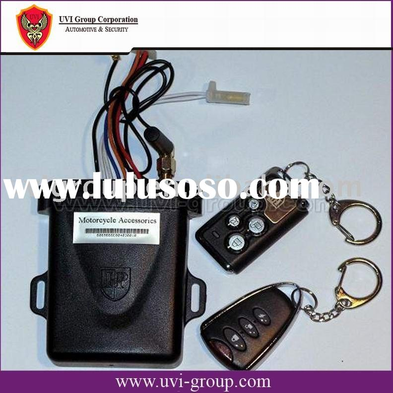 GSM/SMS Motorcycle GPS Tracker Alarm System