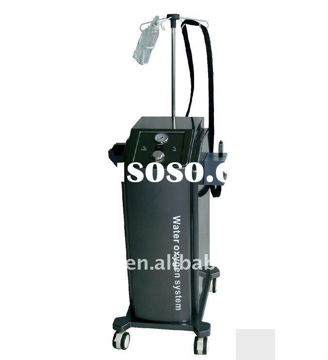 H200 water oxygen system/Almighty oxygen jet for beauty salon/Professional almighty skin rejuvenatio