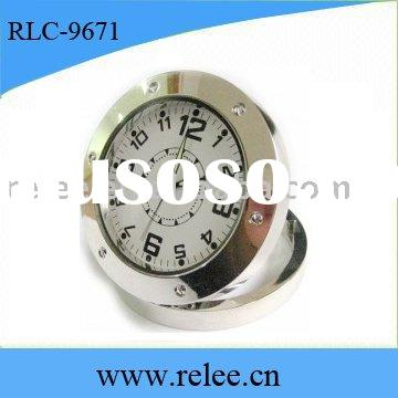 HD Camera Motion Detection Mini DVR Clock RLC-9671