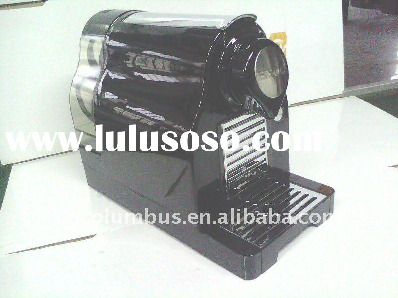 HOT New design Lavazza capsule coffee maker impressive espresso coffee machine automatic cappuccino