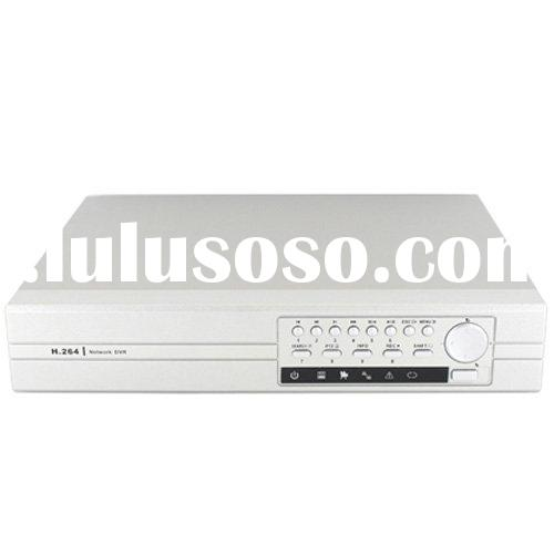 H. 264 4 CH Video Network Real-Time D1 Standalone CCTV DVR (SEDVR-6304D)