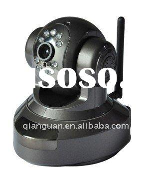 H.264 Wifi ip camera,Support Iphone,Windows Mobile,Symbian,Android view directly