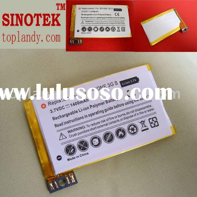 High Capacity Volt Power Battery for Iphone 4g/3gs/3g