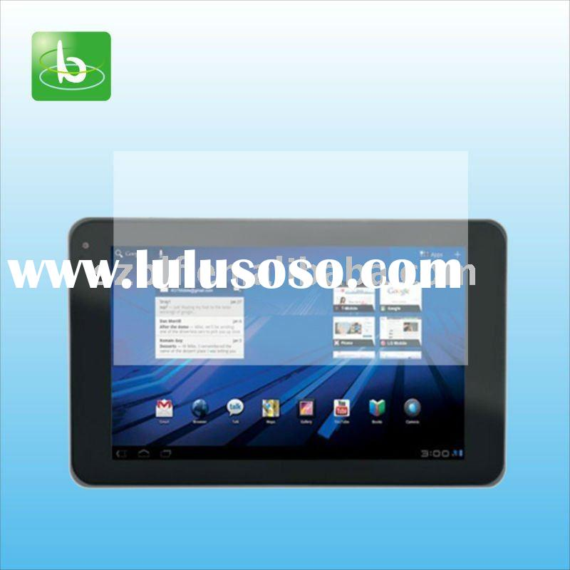 High clear lcd screen protector for LG Optimus Pad V900