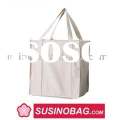 Hot wholesale natural organic cotton bag