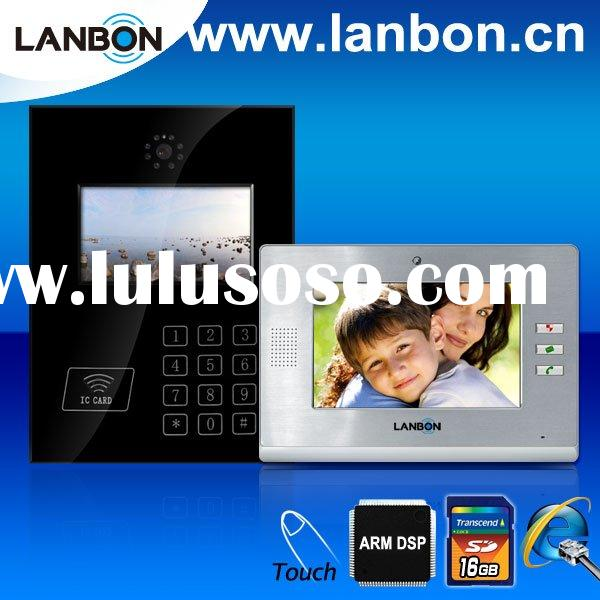 IP Video door phone system/Video intercom for Villa/House Home automation system