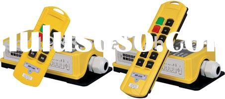 Industrial Wireless Remote Control Switch (Hoist Push button switch)