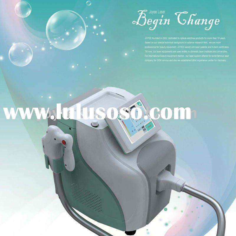 Intelligent Portable IPL Hair Removal and Skin Rejunvenation System