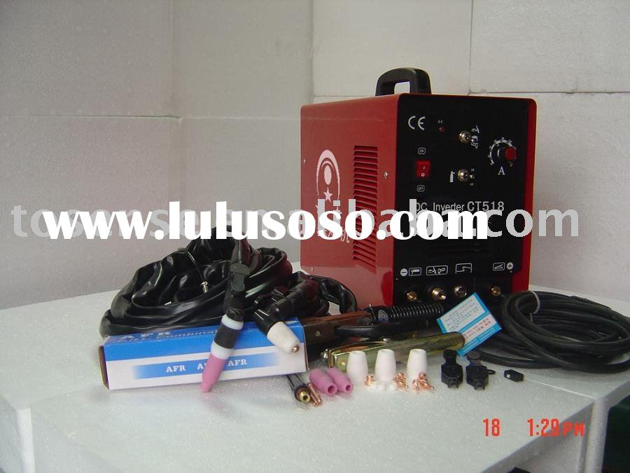 Inverter DC TIG/MMA/CUT welding machine CT welding machine CUT/MMA/TIG welding product DIRECT MANUFA