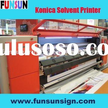 JHF Vista Large format printer with Konica head