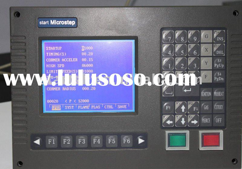 LCD-cnc cutting control system for portable cnc cutting machine using