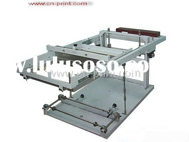 LC-4656M Manual cylinder Screen Printing Machines