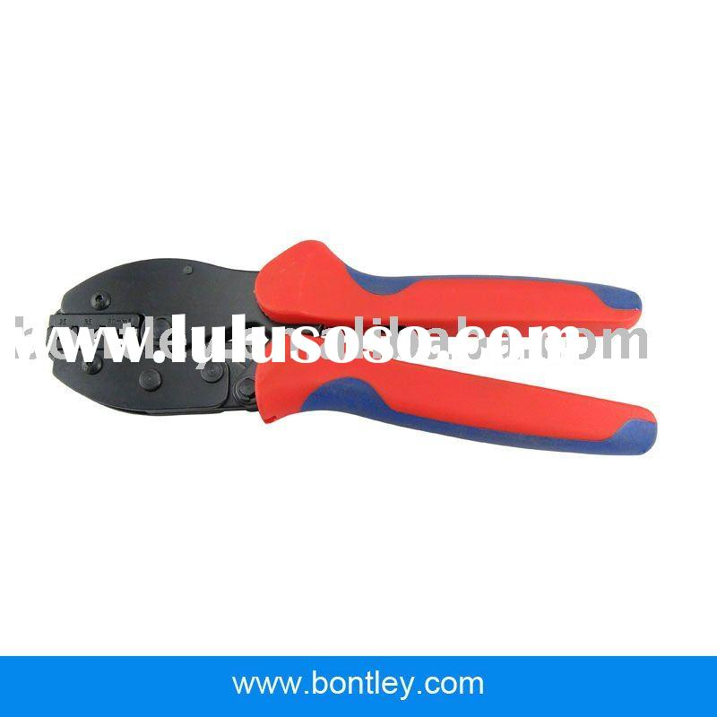 LY-2550GF Crimping Tools For Large Wire End Ferrules 25-50mm2
